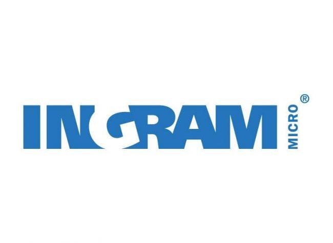 ingram micro - logo